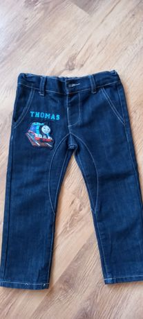 Spodnie chlopiece 104