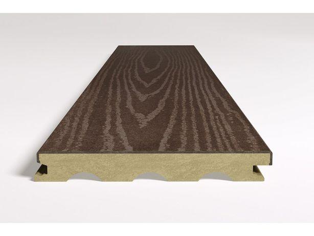 Deski tarasowe kompozytowe PVC II generacji #na wymiar