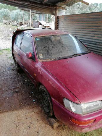 Toyota corolla starvan 2000