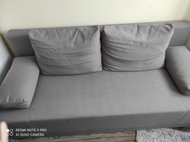 Sofa trzyosobowa IKEA Arviken szara