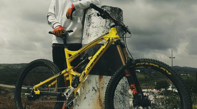 Bicicleta transition covert 26
