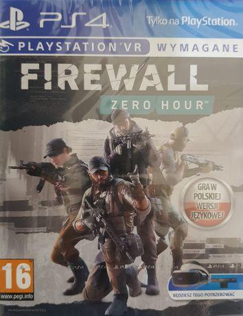 Firewall: Zero Hour PS4 PlayStation 4 Nowa Kraków