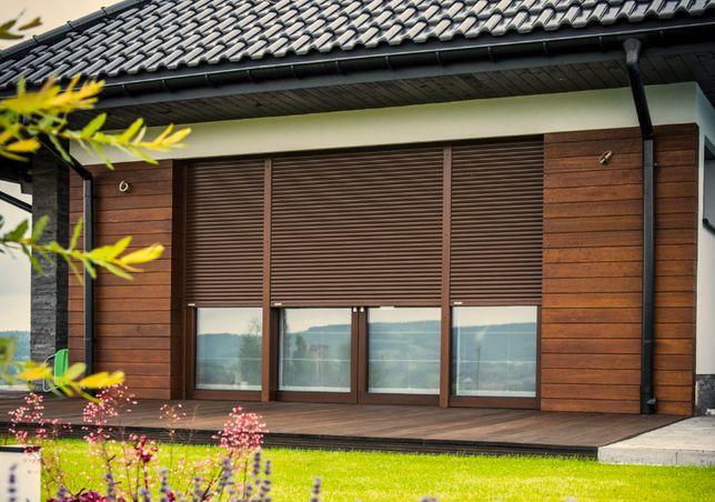 Rolety zewnętrzne - skuteczna ochrona termiczna i akustyczna
