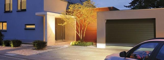 Brama garażowa segmentowa HORMANN