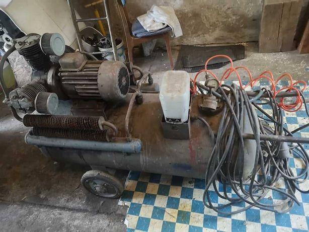 kompresor, sprężarka  3jw60