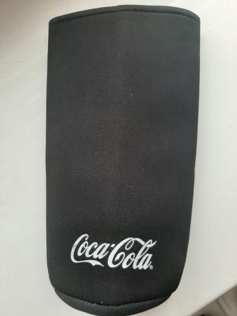 Чехол д/термоса, бутылки с водой, Coca Cola
