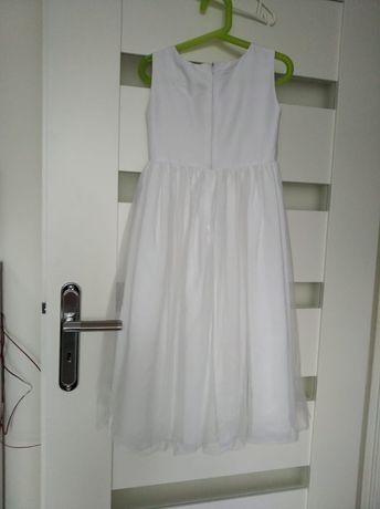 Sprzedam sukienkę dla dziewczynki rozmiar 128
