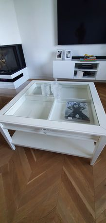 Stolik kawowy i konsola IKEA