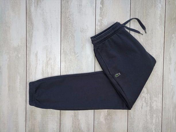 Тёплые спортивные штаны Lacoste sport