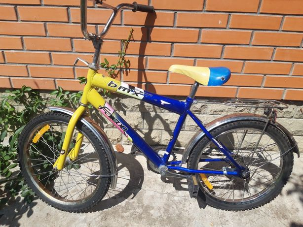 Велосипед детский на 5-8 лет.