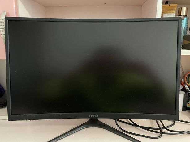 """Ігровий монітор MSI Optix G241VC 24 """" 75 герц"""