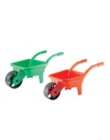 Тележка садовая (зеленая)(красная) Ecoiffier