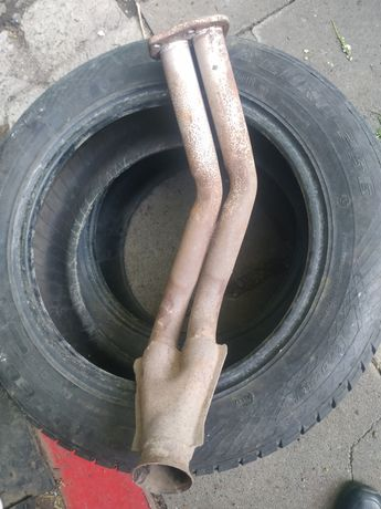 Приёмная труба глушителя ВАЗ 2108 (ШТАНЫ)
