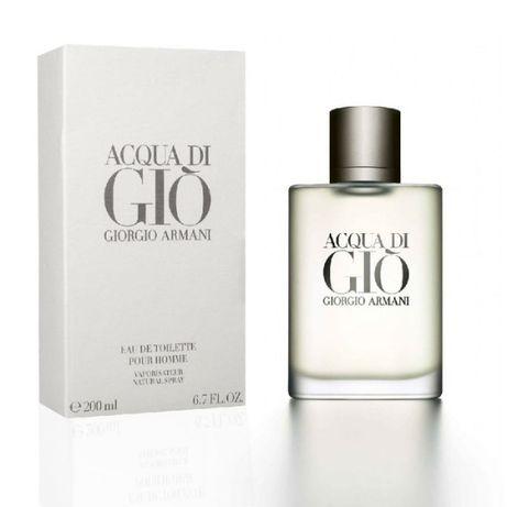 Giorgio Armani Acqua Di Gio 200 Ml Edt Produkt