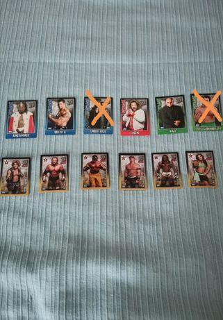 Cartas WWE Payback