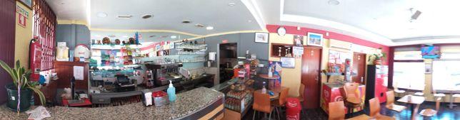 trespasso café em vila Nova da telha