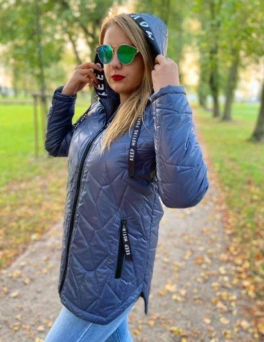 Kurtka nowa jesienna  rozm 52 Budziszów - image 1