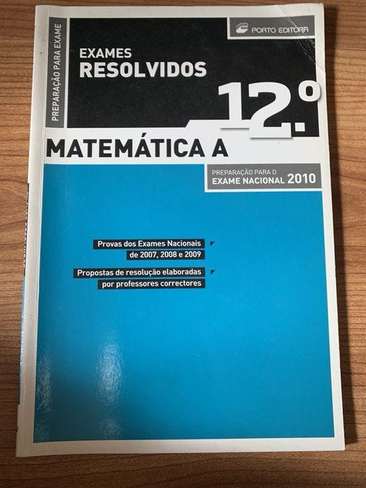 Conjunto livros matemática 12 ano Feitosa - imagem 1