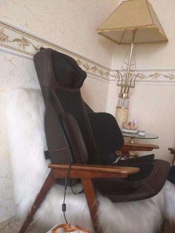 массажное кресло Brookstone - S8 массаж дома