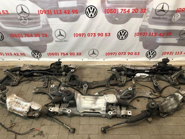 Рейка рулевая VW Caddy 03- Кади Рейка рульова Каді Кадді Touran Туран