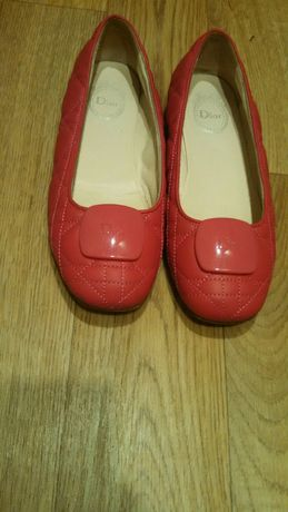 Продам балетки туфли Dior оригинал