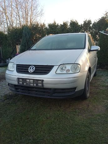 Volkswagen Touran 2005 r 1.9TDI Cały Na Części Wysyłka Cały Kraj
