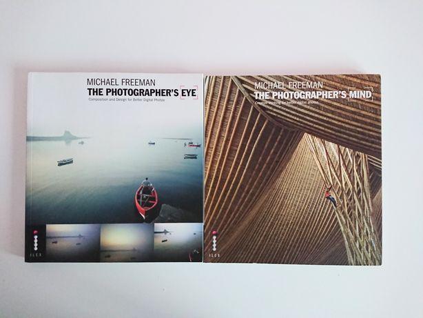 Zestaw książek The photographer's eye/mind