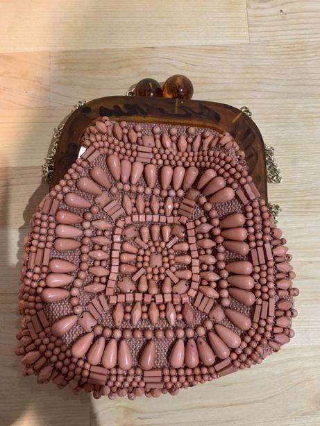 Torebka retro koraliki Zara