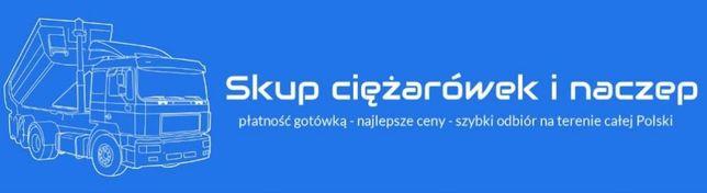 Skup CIĘŻARÓWEK i naczep, Skierniewice, Łódzkie, Cała Polska