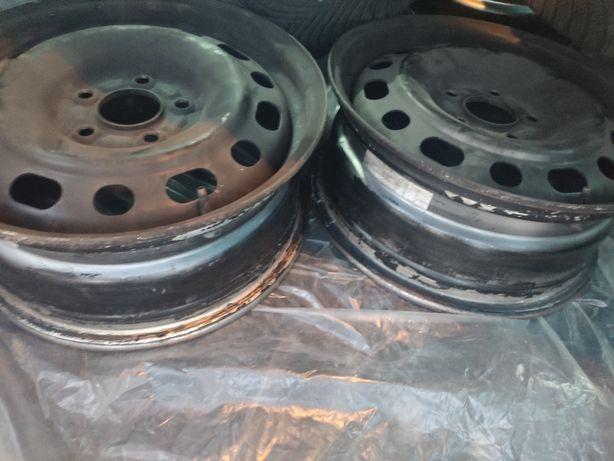 Диски 5x114.3 R166.5J Et 5 6Jx16 сталь автомобільні від Mazda 3