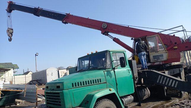 автокран 30 тонн в аренду
