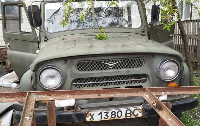 Продам УАЗ 469 или обмен на УАЗ Буханка
