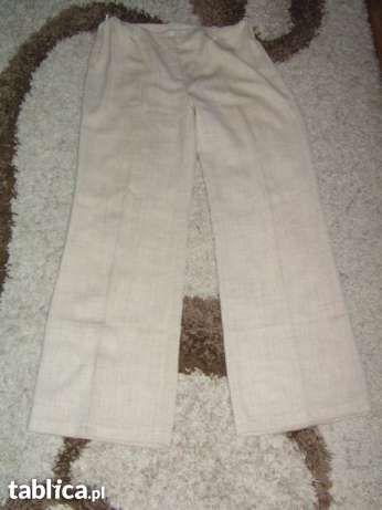Nowe spodnie lniane