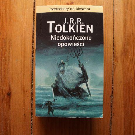 """J.R.R. Tolkien """"Niedokończone opowieści"""""""