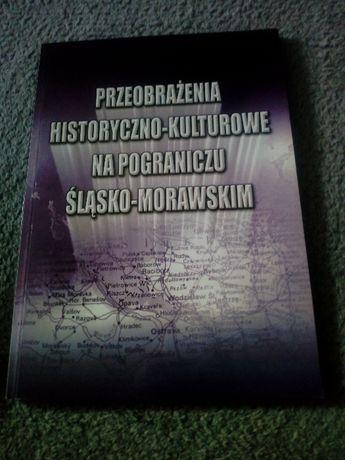 """Sprzedam """"Przeobrażenia historyczno-kulturowe na pograniczu..."""""""