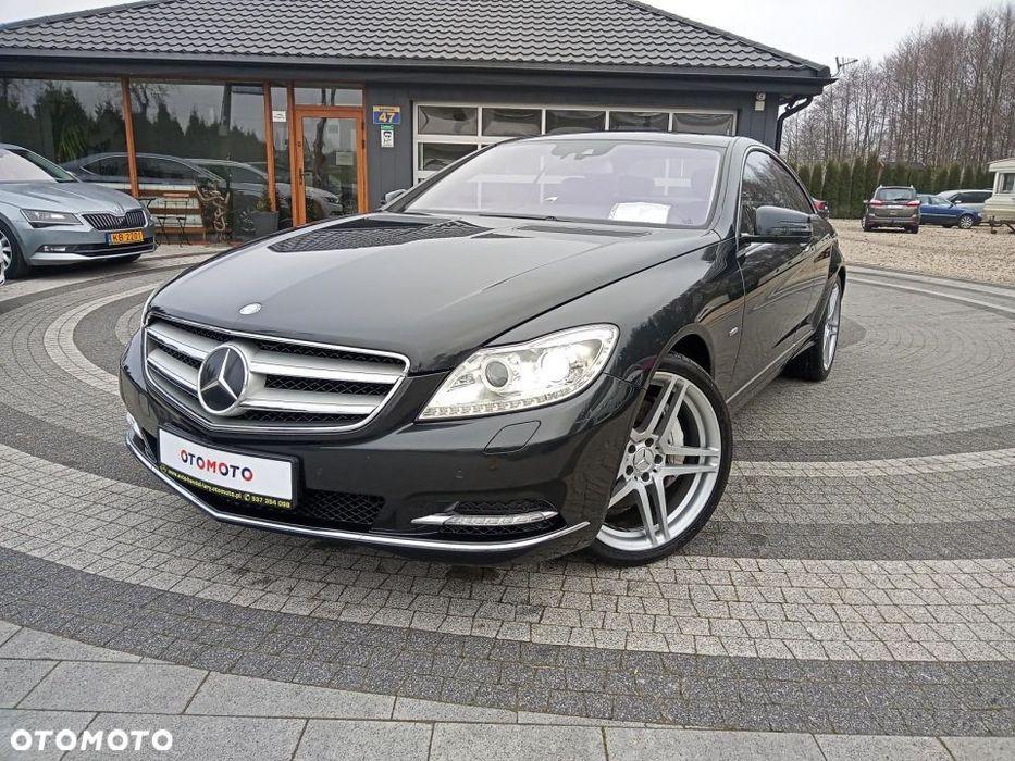 Mercedes-Benz Cl Mercedes Cl 500 / 4 Matic / 435km Lift Смелое - изображение 1