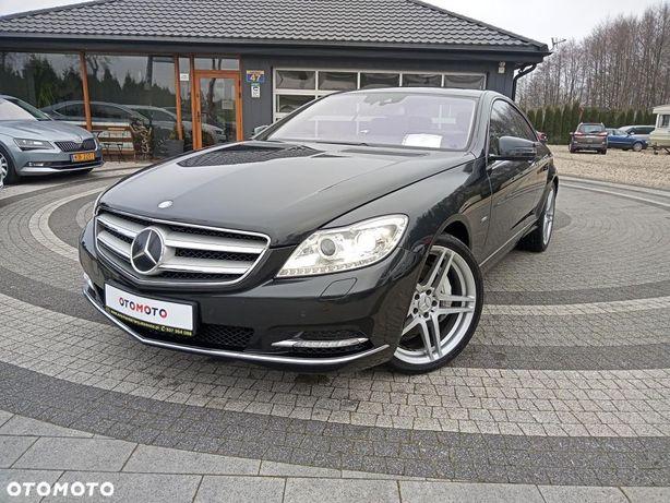 Mercedes-Benz Cl Mercedes Cl 500 / 4 Matic / 435km Lift