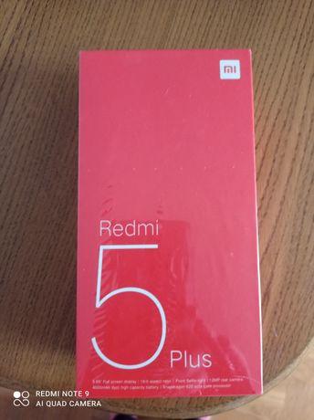 Xiaomi Redmi 5 plus. Plus gratisy