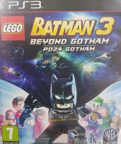 Lego Batman 3 Poza Gotham PS3 Używana Kraków
