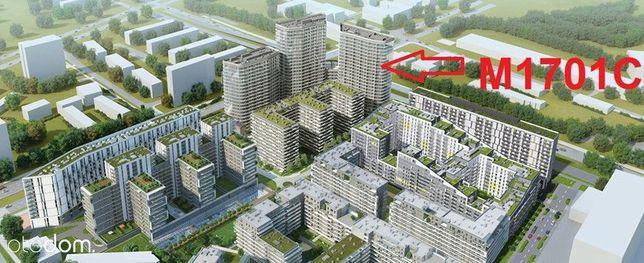 XVIp. balkon 18 m2 i MEGA widok na 3 strony świata