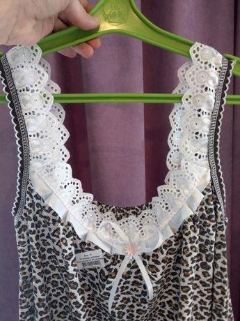 Ночная рубашка Роксолана 44-46 Леопард