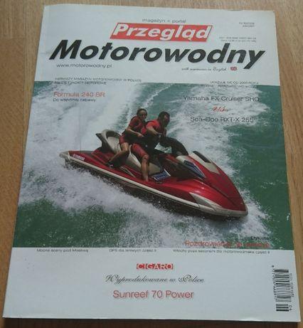 Przegląd Motorowodny nr 6/2008