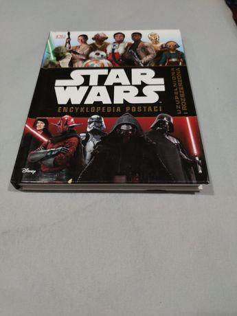 Książka star wars encyklopedia postaci