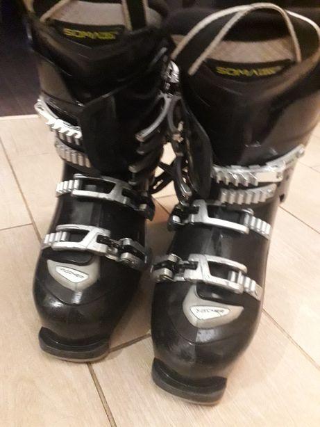 Ботинки горнолыжные размер 26,5