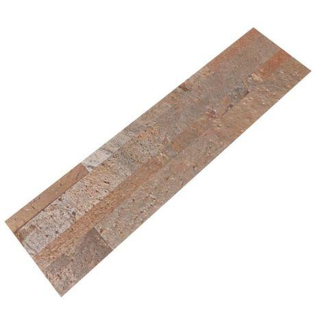 Panel SAMOPRZYLEPNY Copper 60x15 Kamień dekoracyjny Łupek