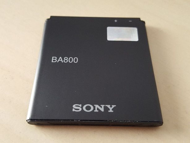 L463 Bateria Original Sony Ericsson BA800 ST26i Xperia S