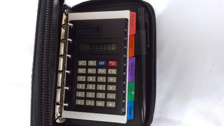 Органайзер ( барсетка) с калькулятором.