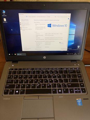 HP EliteBook G2 ''14 1920x1080 Core i7-5600u 16Gb SSD-240Gb