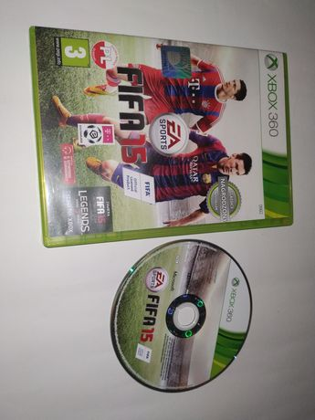 Gra na konsole Xbox360, fifa15