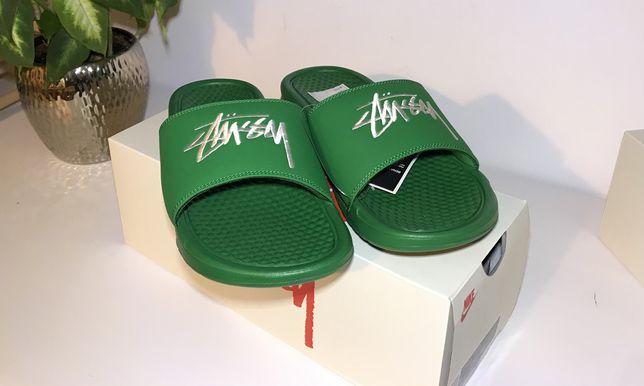 Klapki Nike x Stussy - 42,5